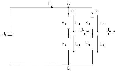 Voltage divider 2
